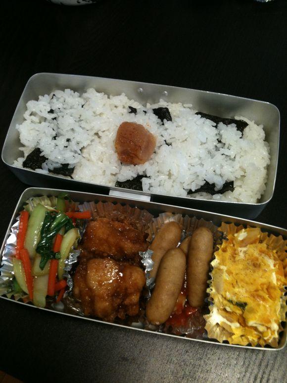 オトコの弁当